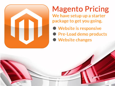 magento website prices