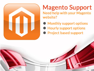 Magento Support Options